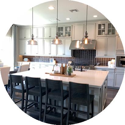 image of organized kitchen