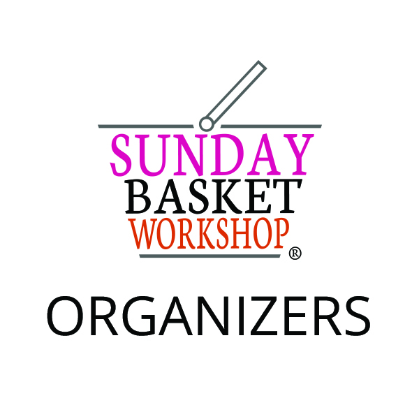 Sunday Basket Workshop Organizer Directory