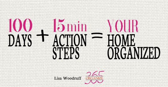 100 days 15 minute steps