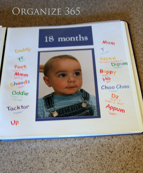 Babies-first-words-album-pages-3