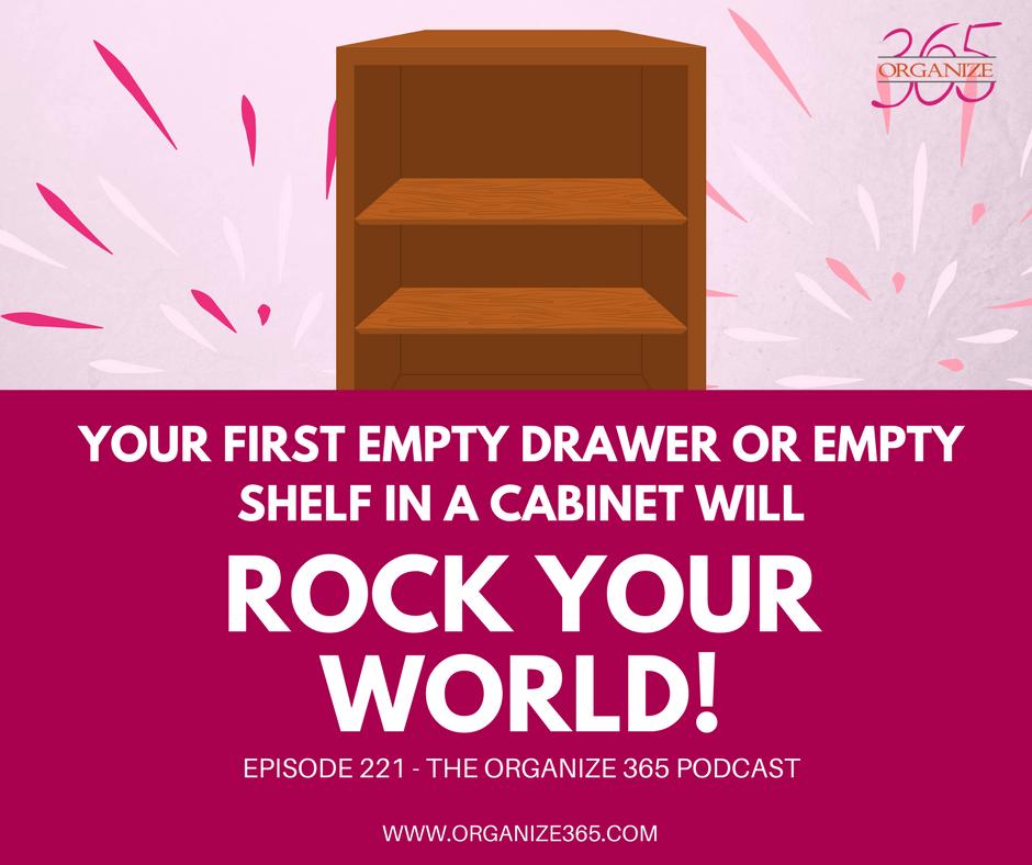 Organization Will Rock Your World | Organize 365