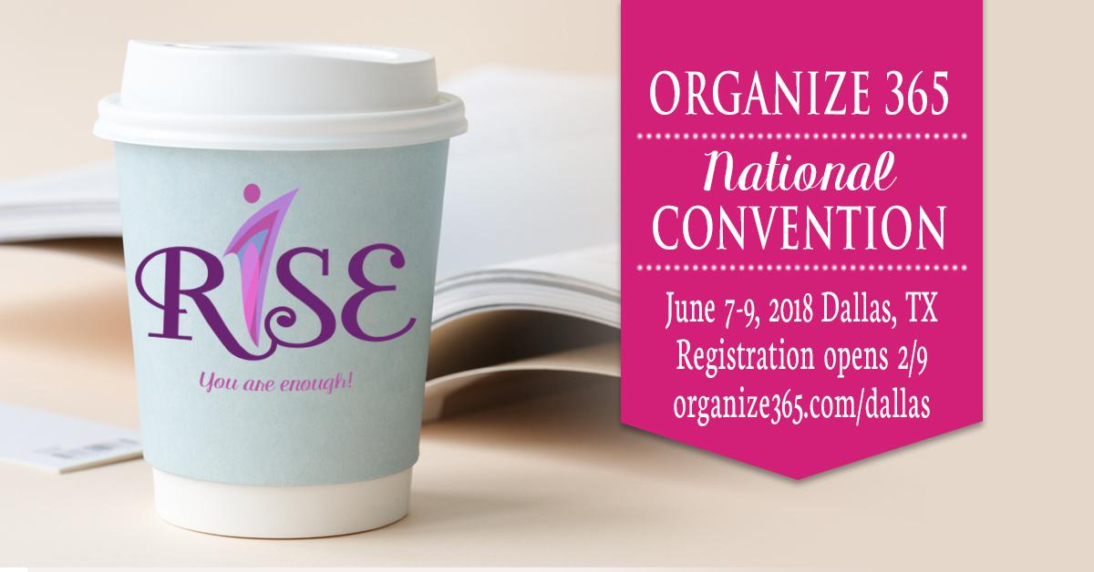 Organize 365 National Convention | Organize 365