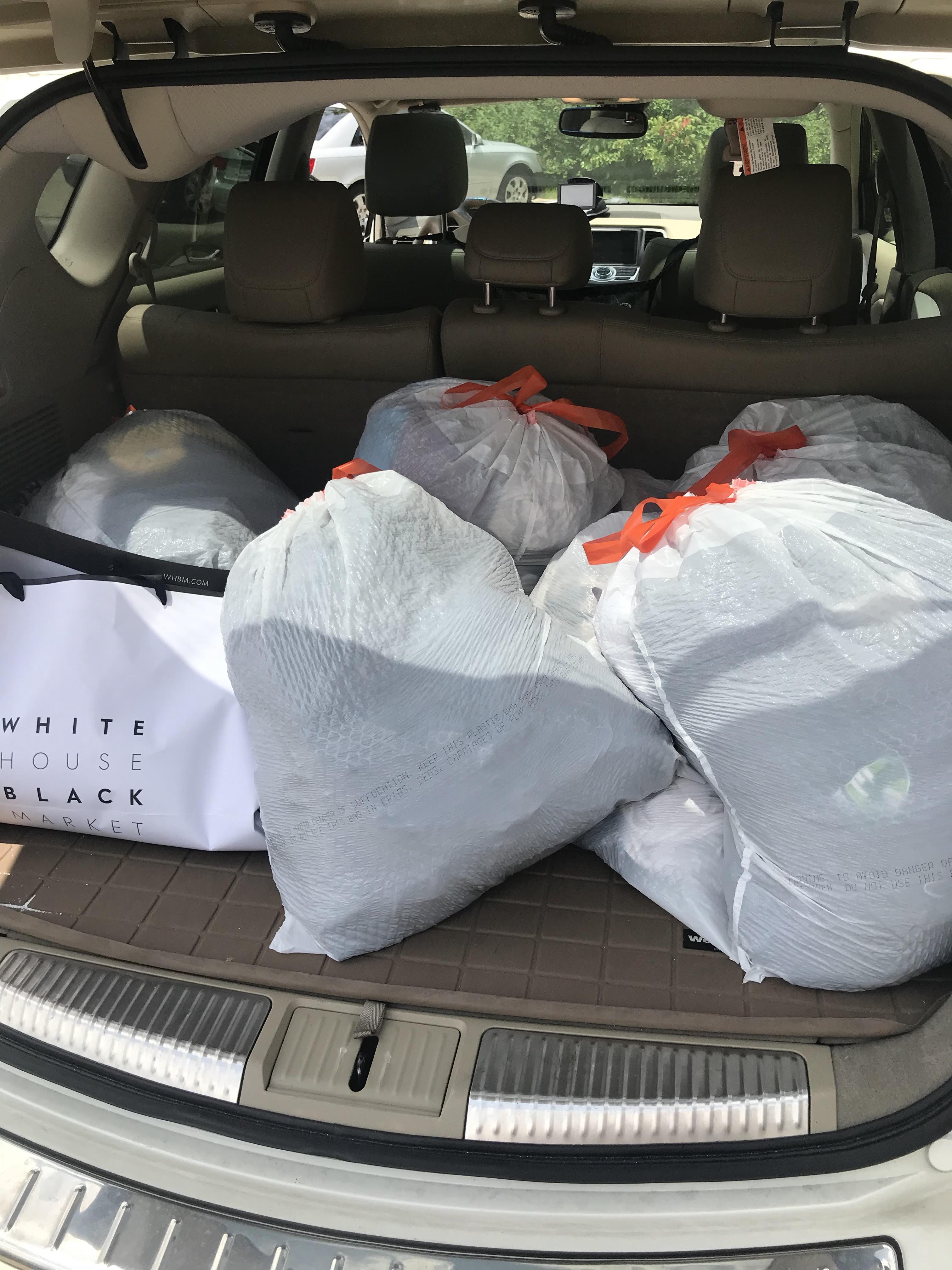 Clothing Donation | Organize 365