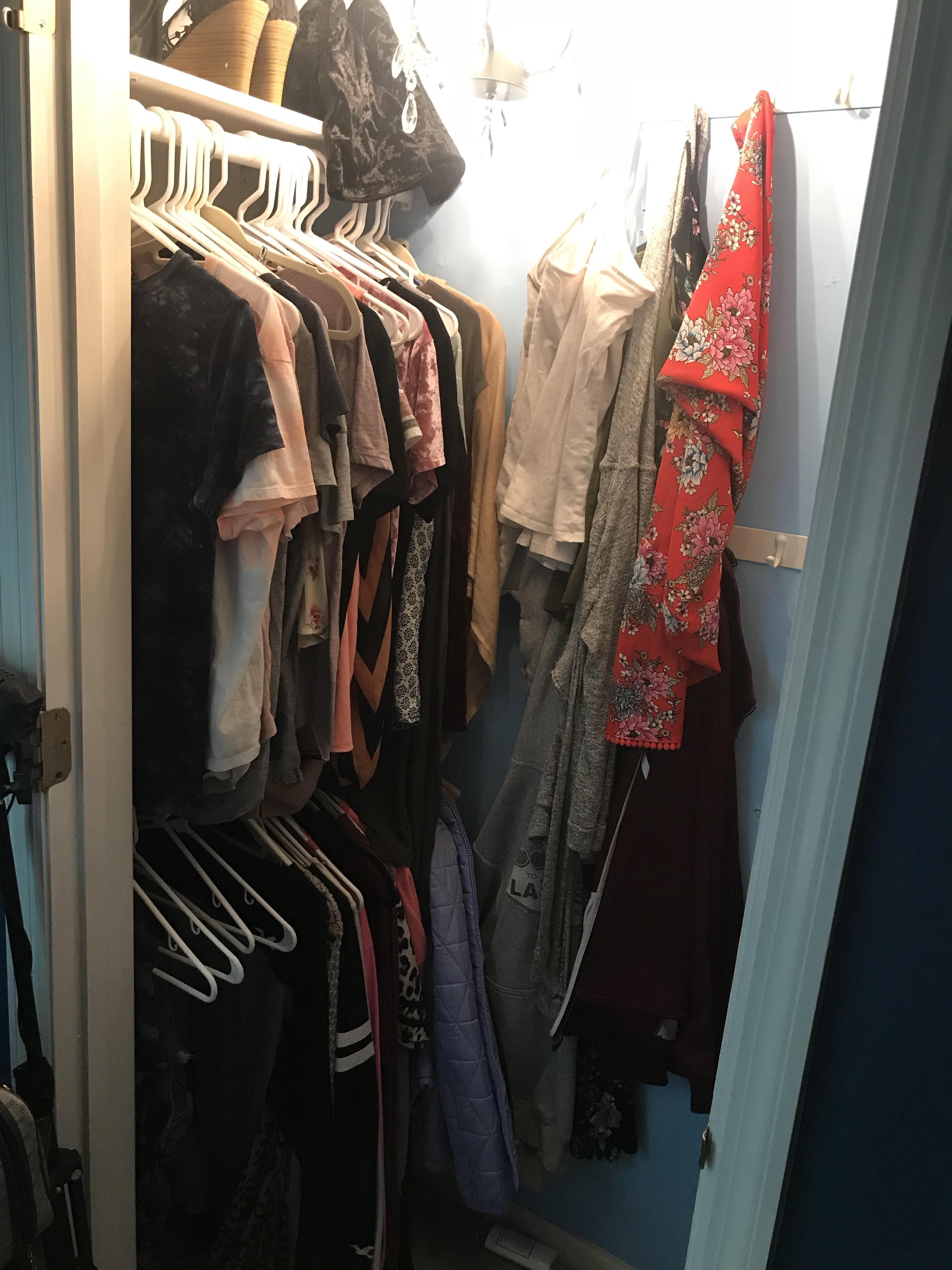 Girls Closet | Organize 365