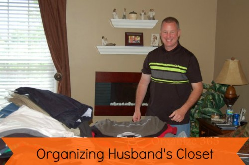 Husband's Clothes | Here are professional organizer, Lisa Woodruff's, BEST tips for buying, maintaining and organizing kids' clothes