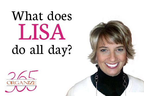 What Does Lisa Do All Day