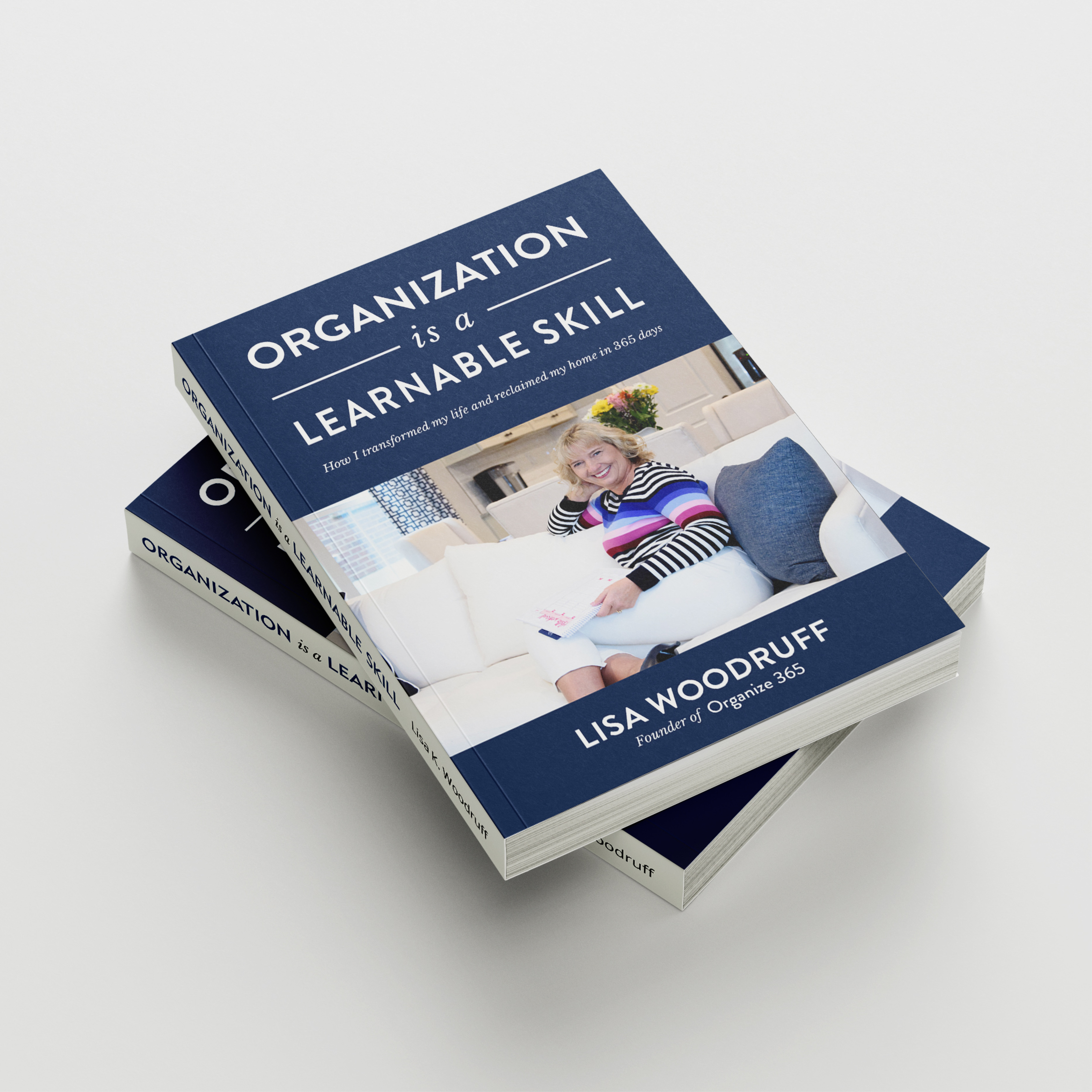 Organization is a Learnable Skill Shop Image