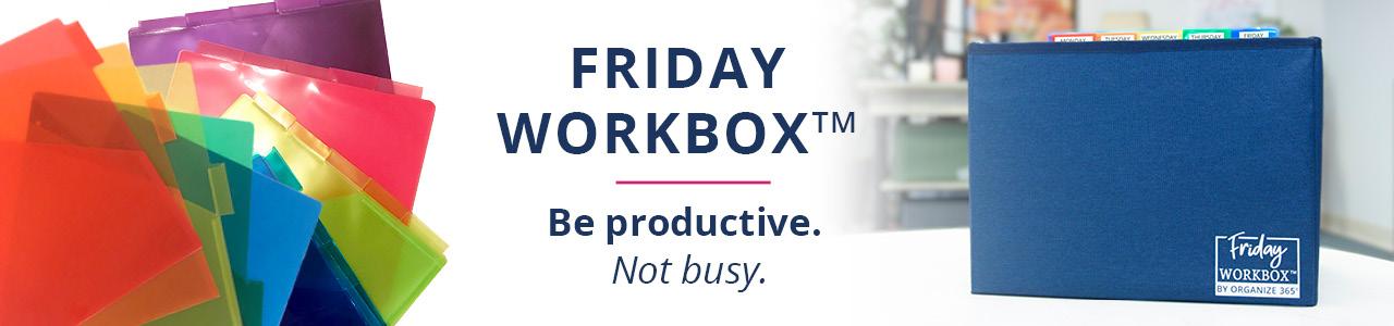Friday Workbox Banner Image